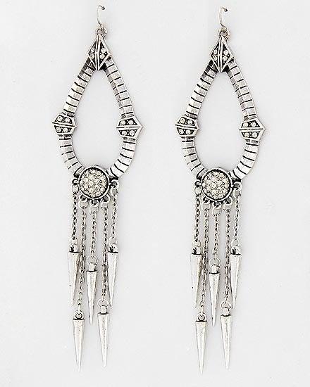 Image of Dream Dagger Earrings