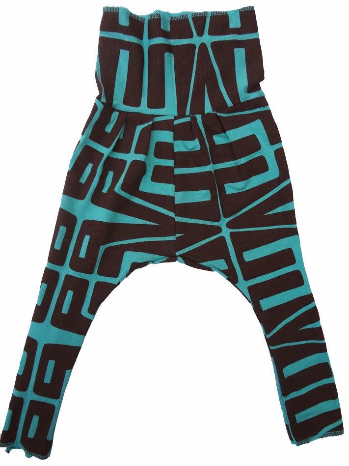 Image of Afrofunk Harem Pants