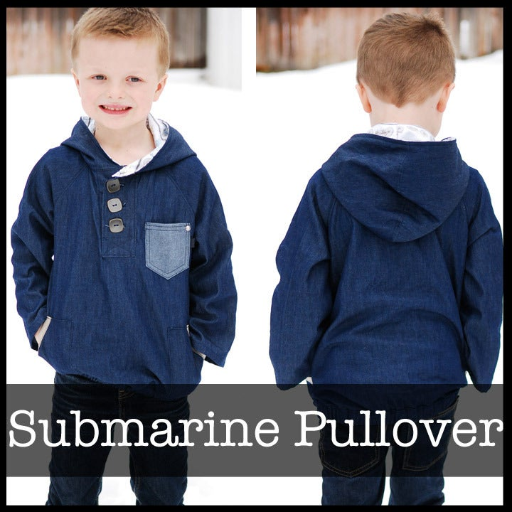 Image of Submarine Pullover