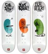 Image of FETT ALTER skateboard decks