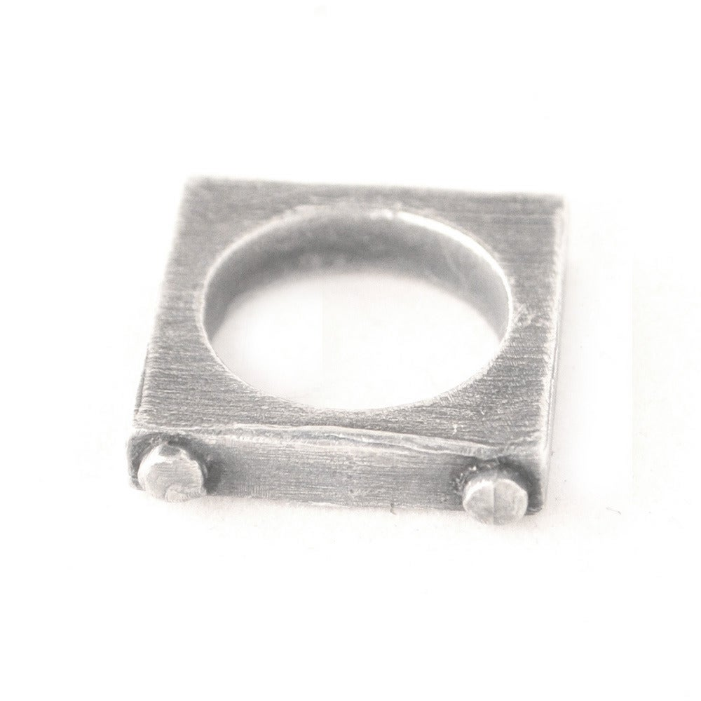 Image of industrial stack ring