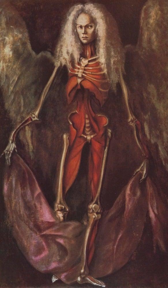 Image of L'Ange de l'anatomie