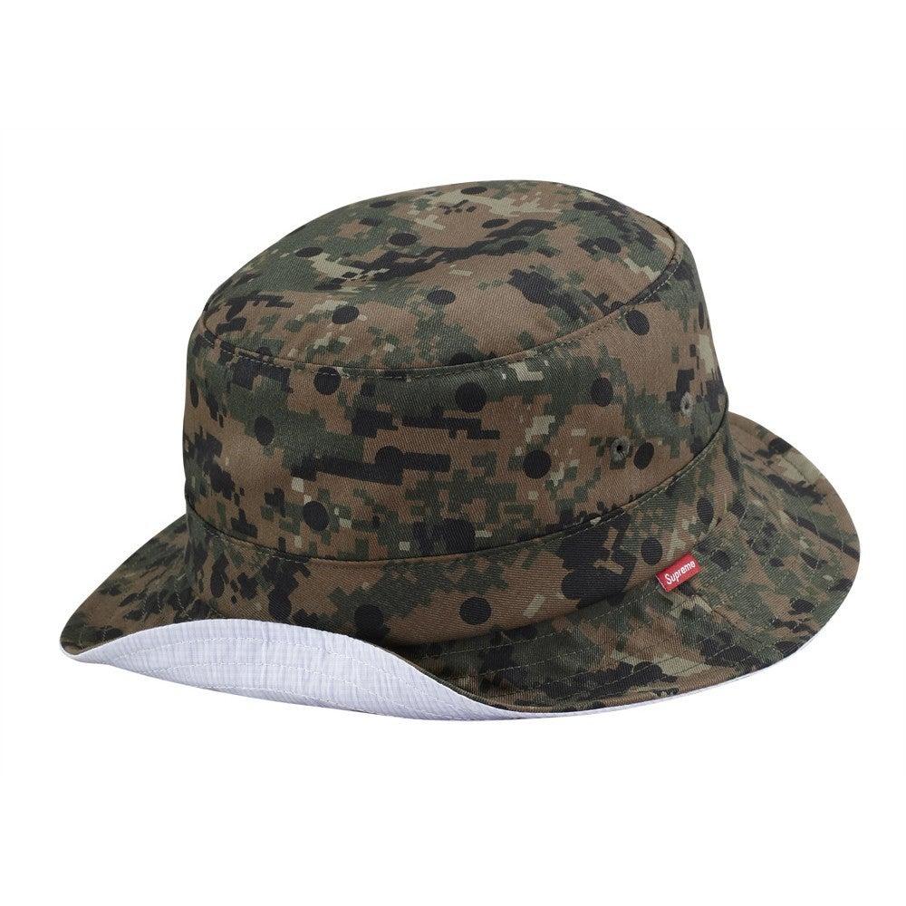 '96 — Supreme x Comme des Garcons Bucket Hat - Olive Camo