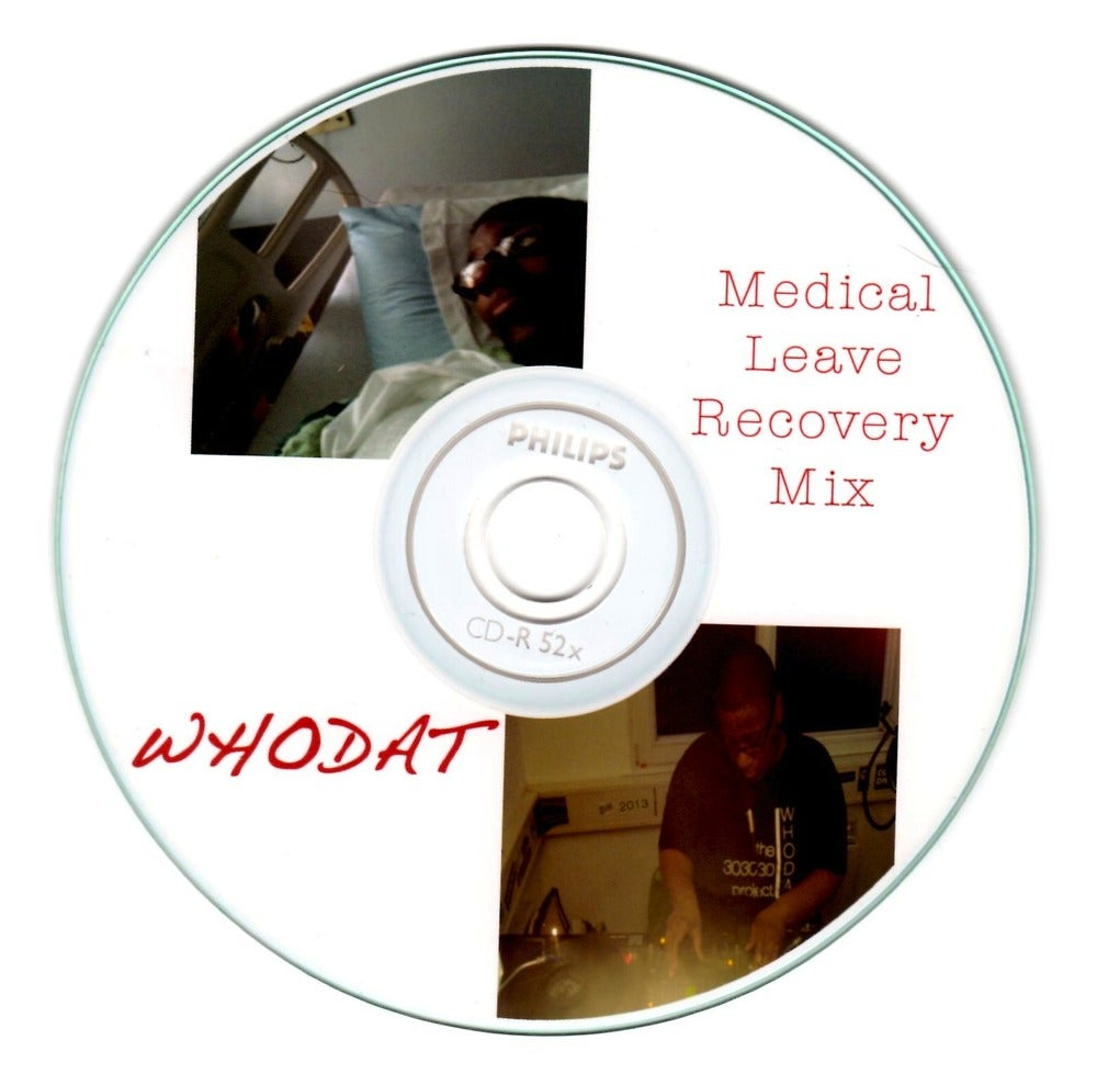 Image of The Medical Leave Recovery Mix