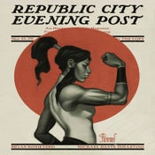 Image of Republic City Evening Post