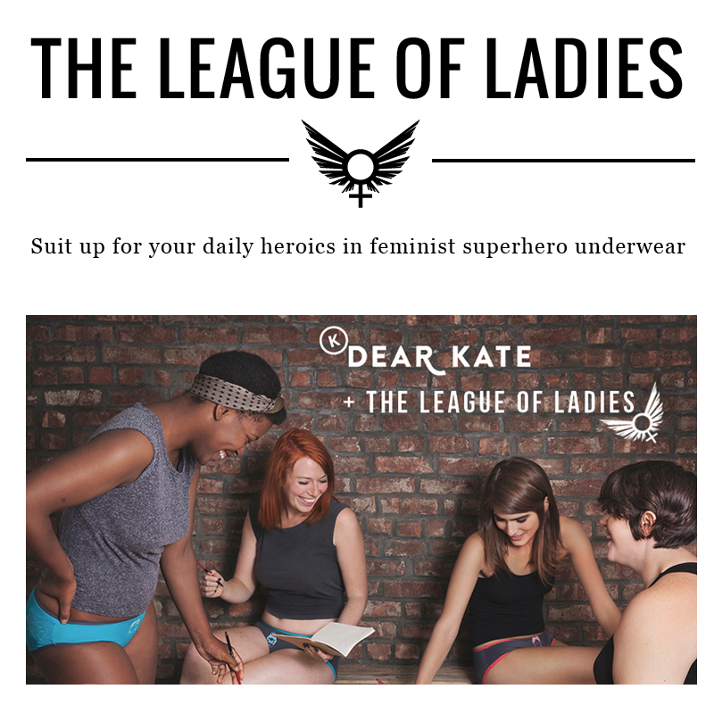 The League of Ladies