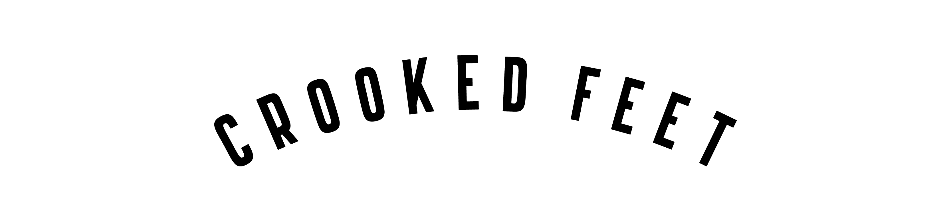Crooked Feet