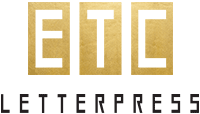 ETCletterpress