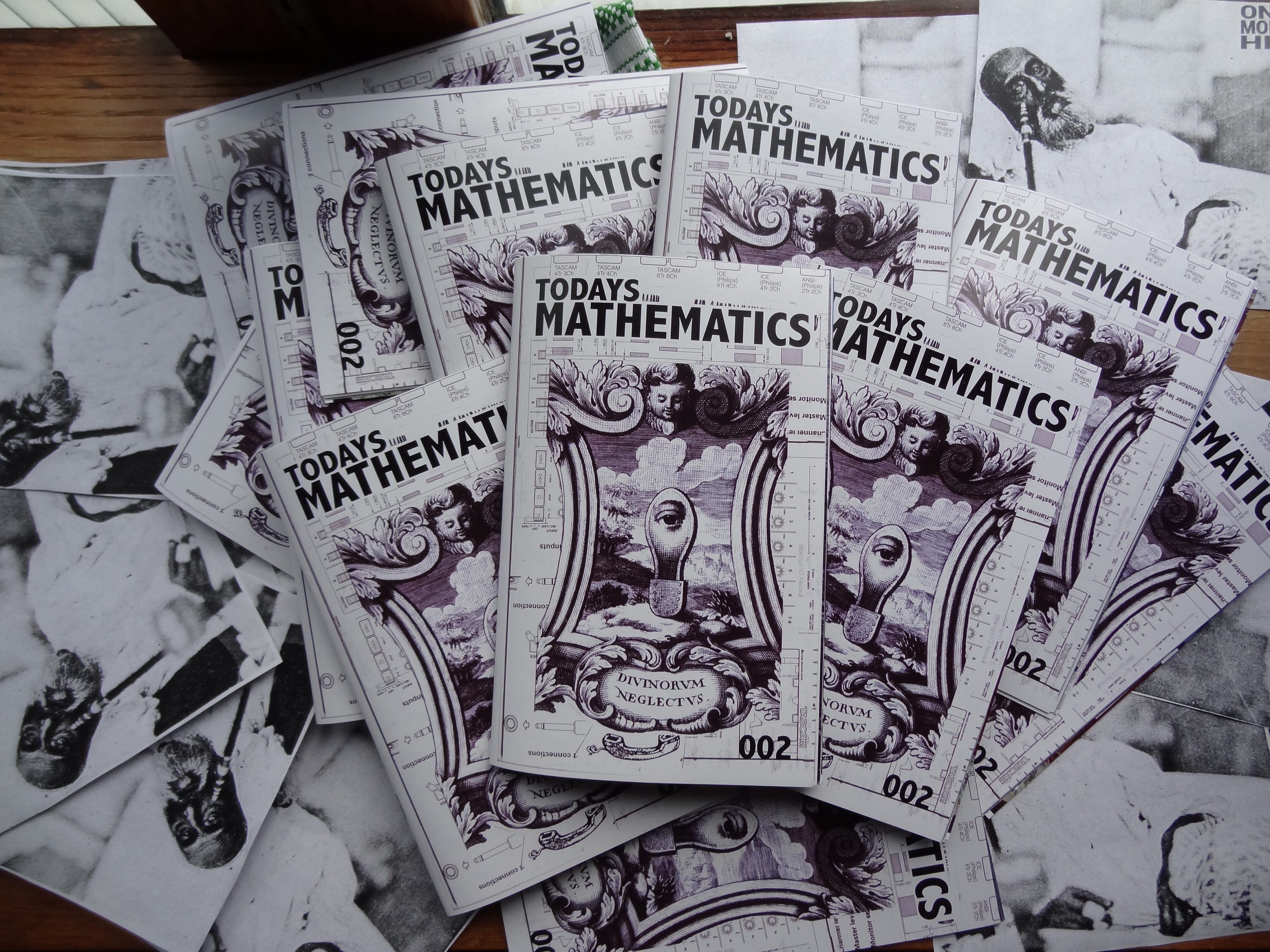 Todays Mathematics Zine