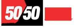 50/50everything