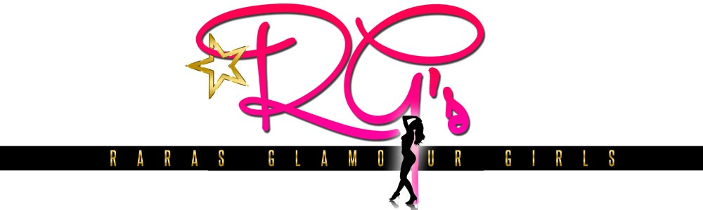 Raras Glarmour Girl Exotic Dancewear