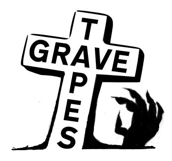 Grave Tapes Church of Merch