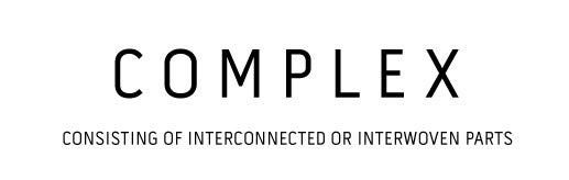 Complex | Zine