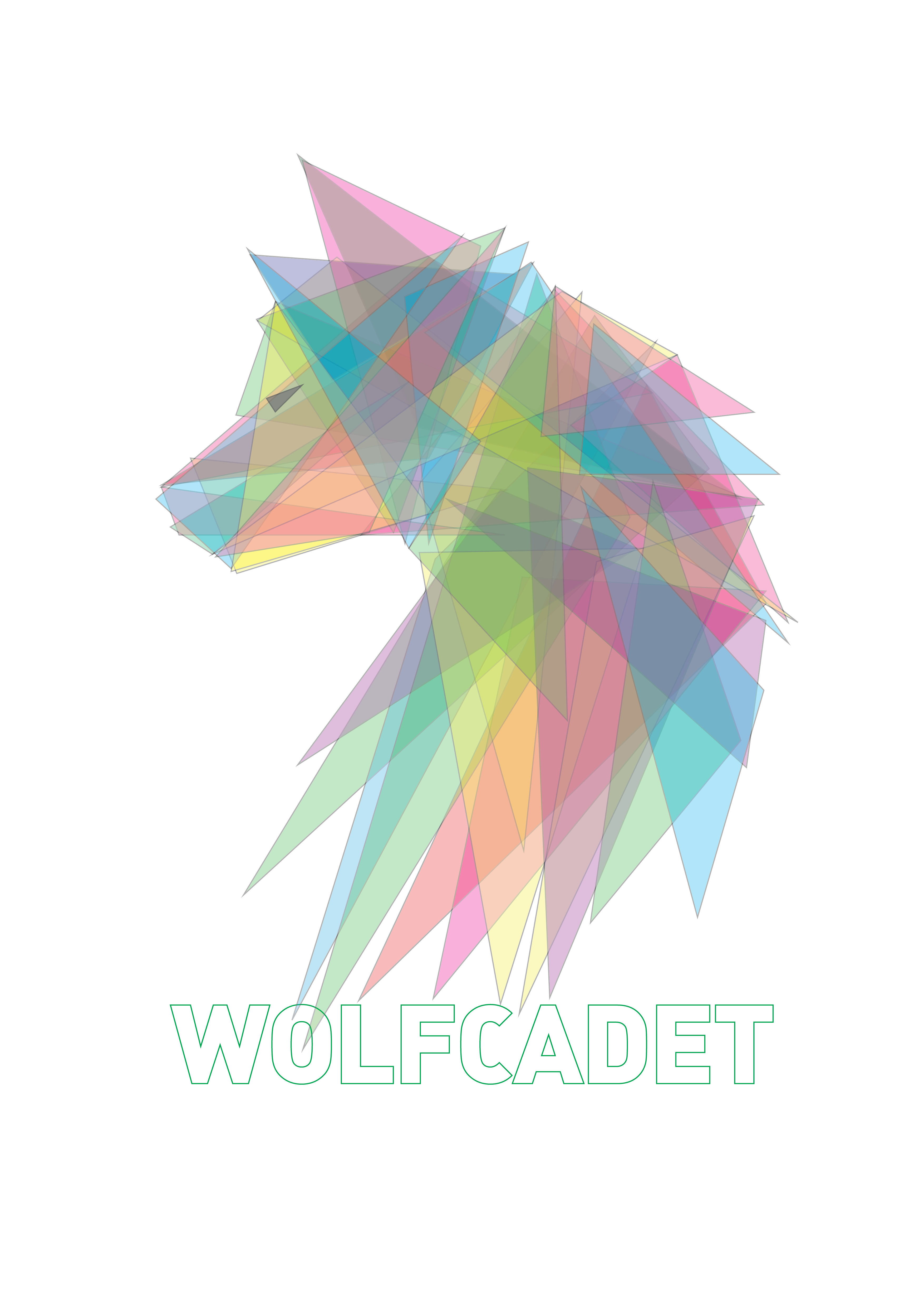 WolfCadet Alternative Posters