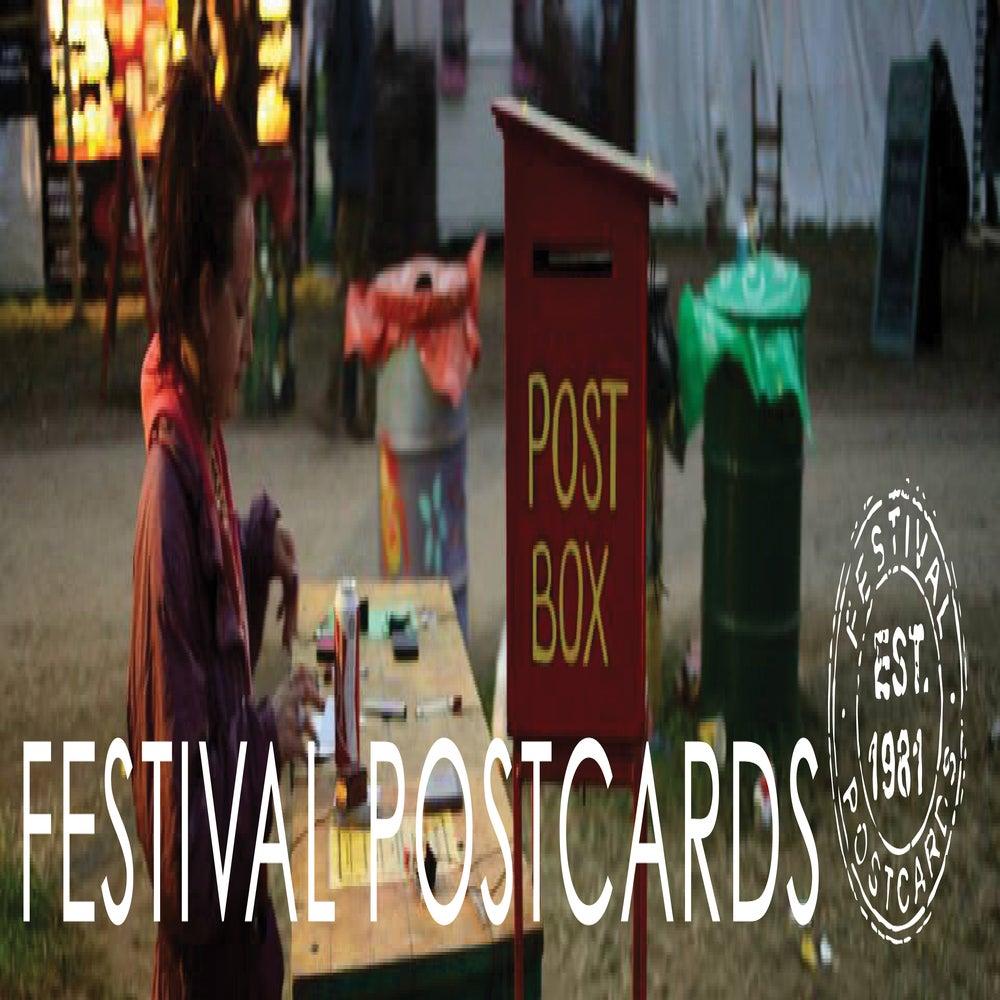 Festival Postcards