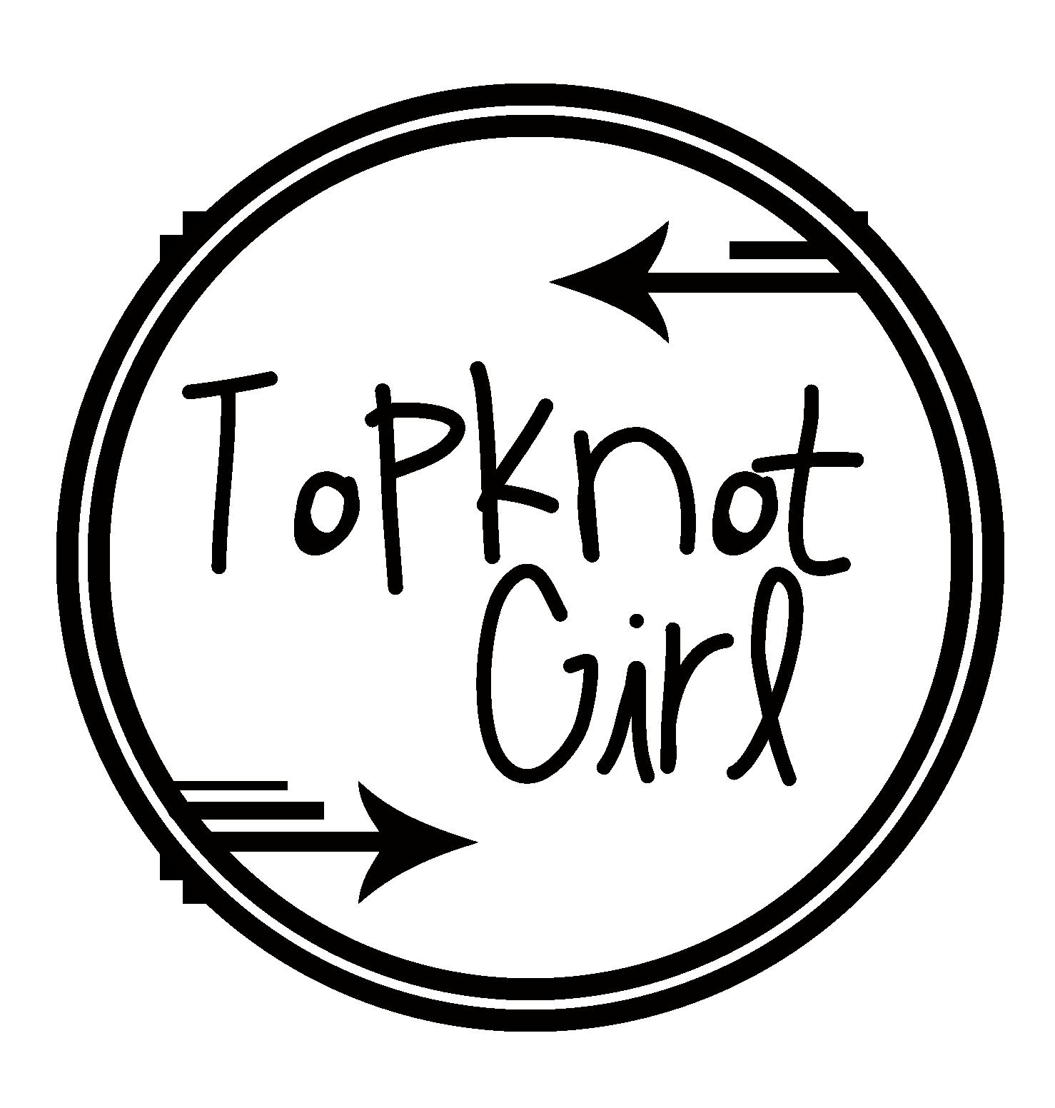 TopKnot Girl