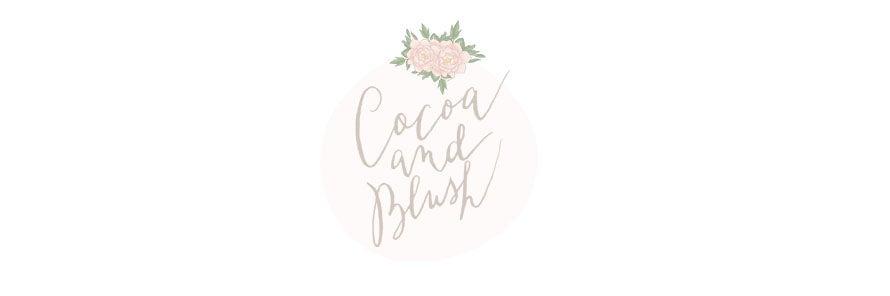 cocoa&blush