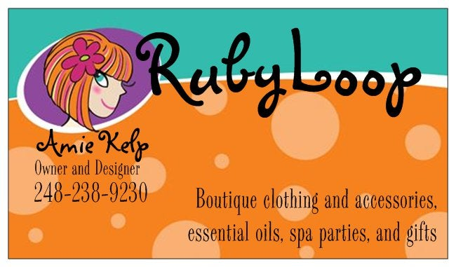 Ruby Loop boutique