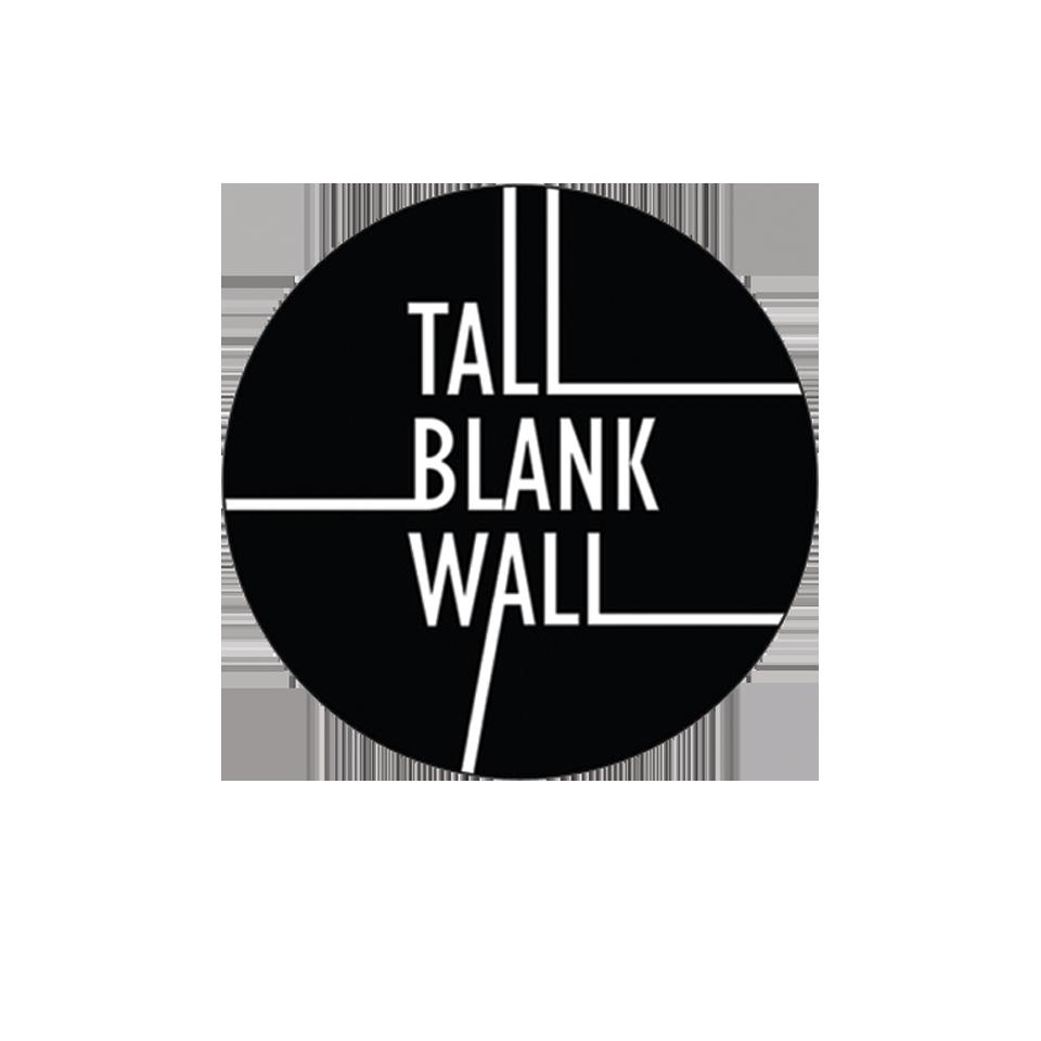 Tall Blank Wall