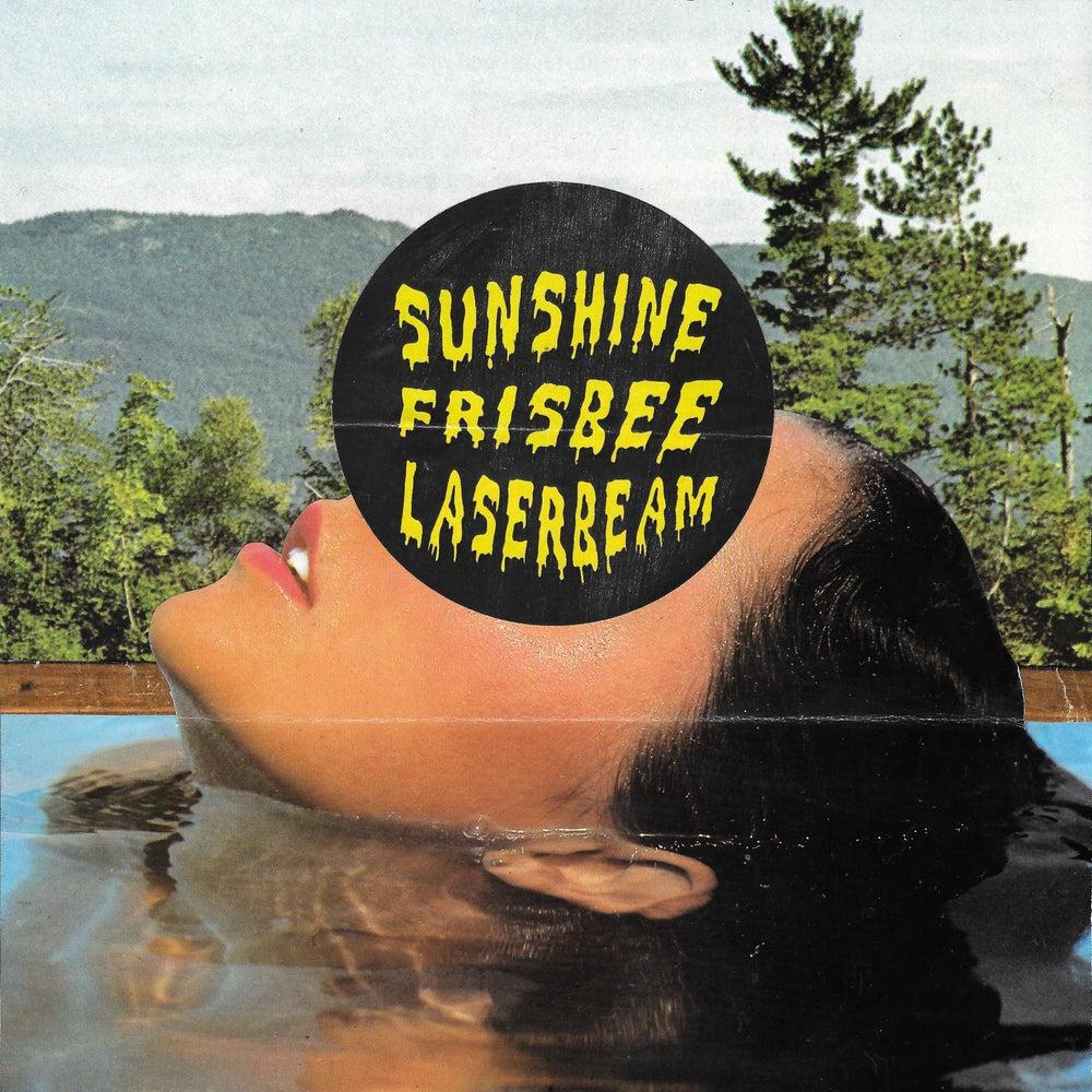 Sunshine Frisbee Laserbeam