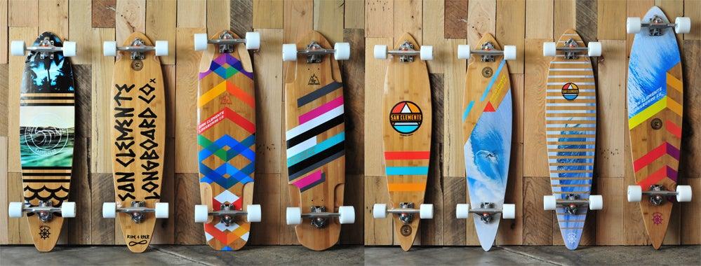 San Clemente Longboards