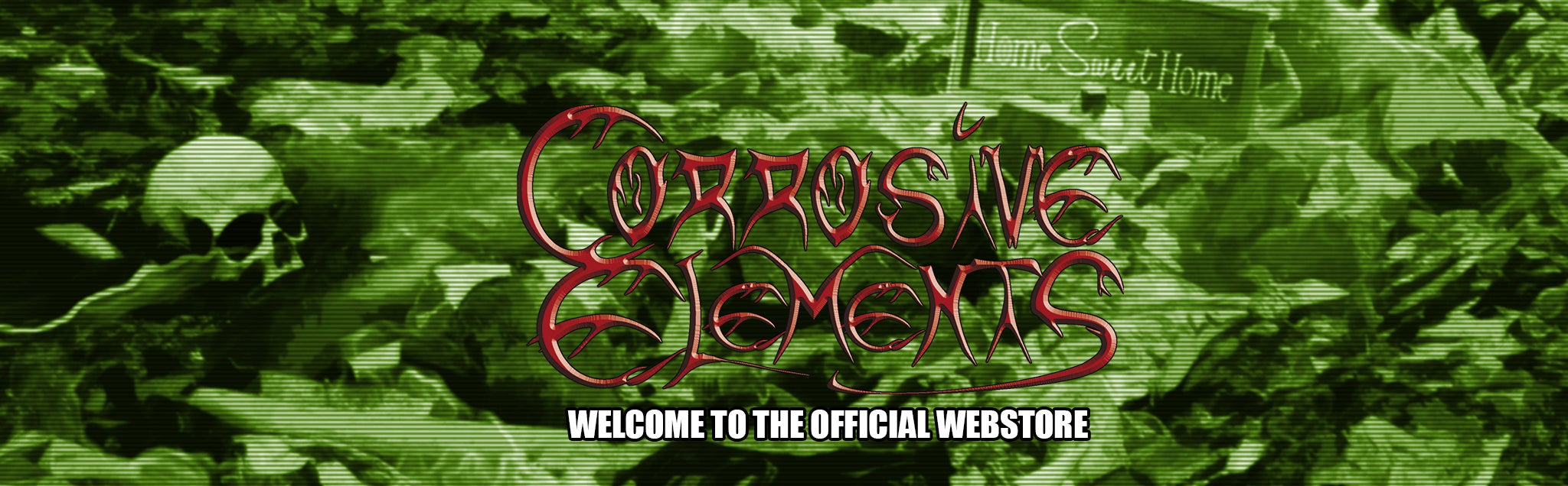 Corrosive Elements Official Webstore