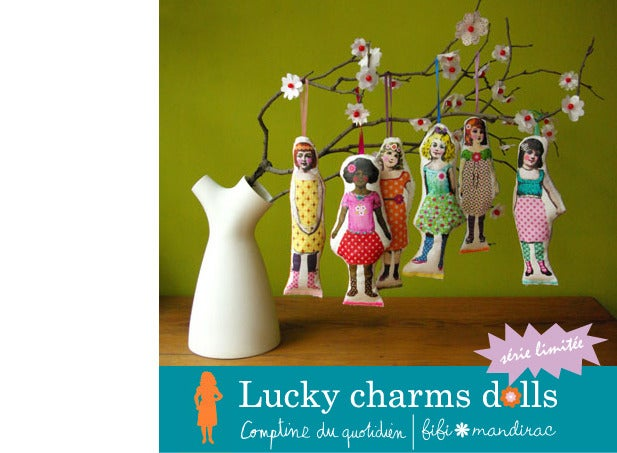 Lucky Charms Dolls Home