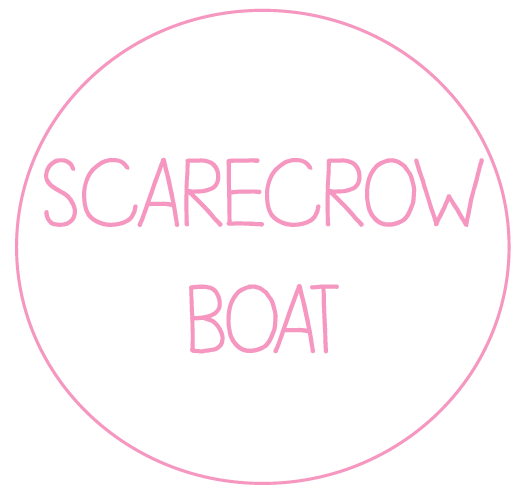 Scarecrow Boat Merch