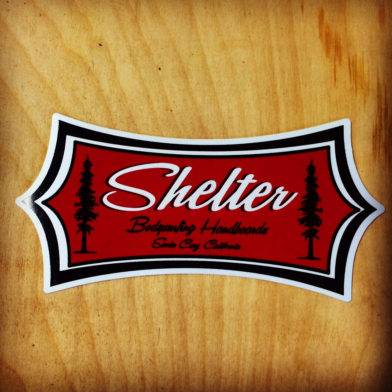SHELTER . BODY . SURF . CRAFT