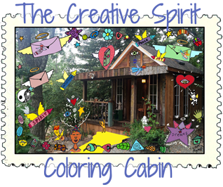 The Coloring Cabin