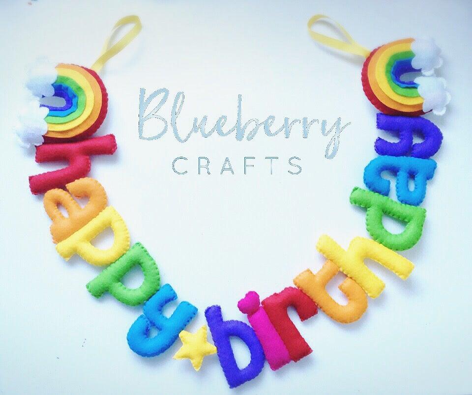 Blueberry Crafts