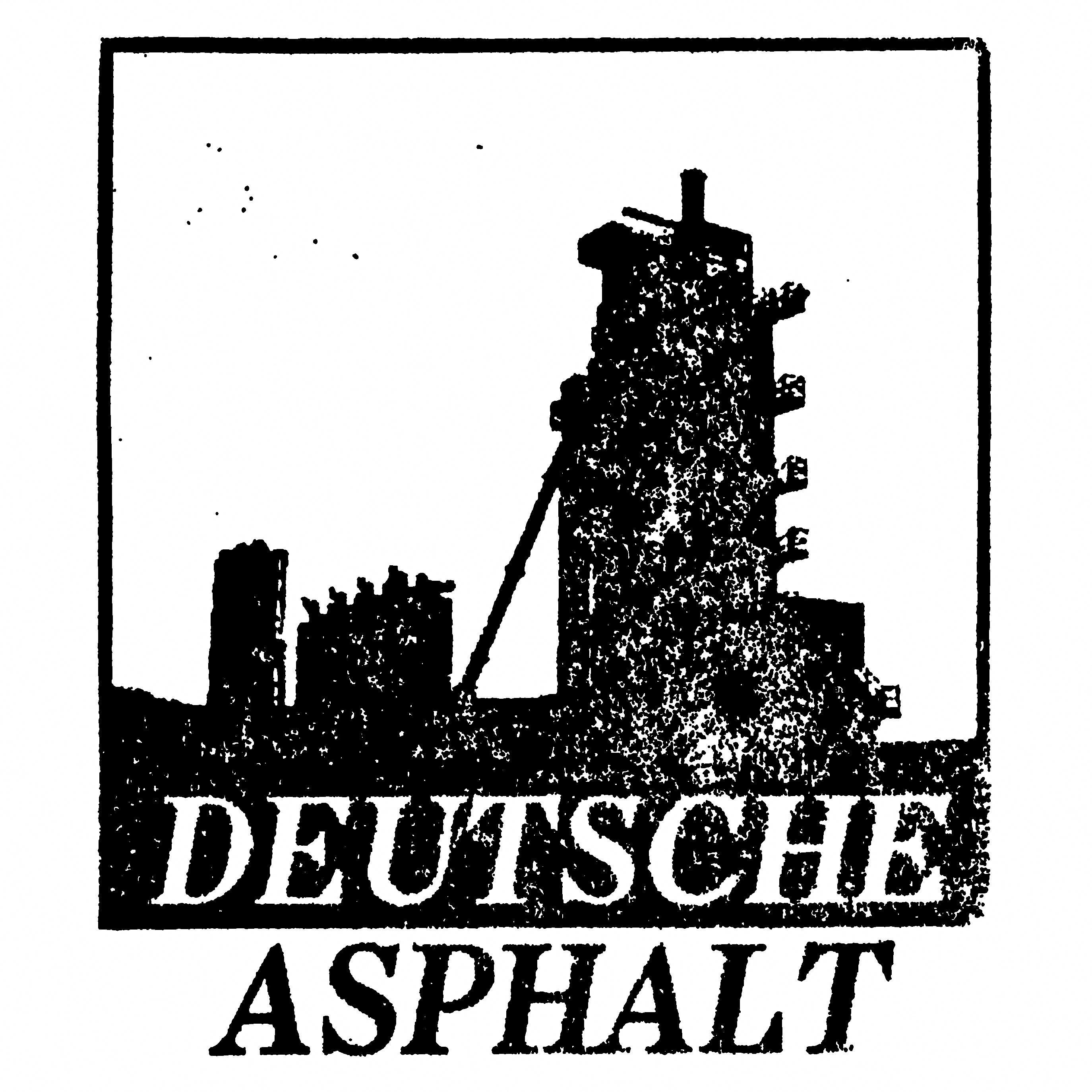 Deutsche Asphalt