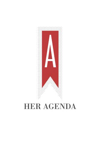 Buy Her Agenda