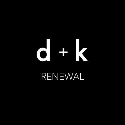 d+k renewal