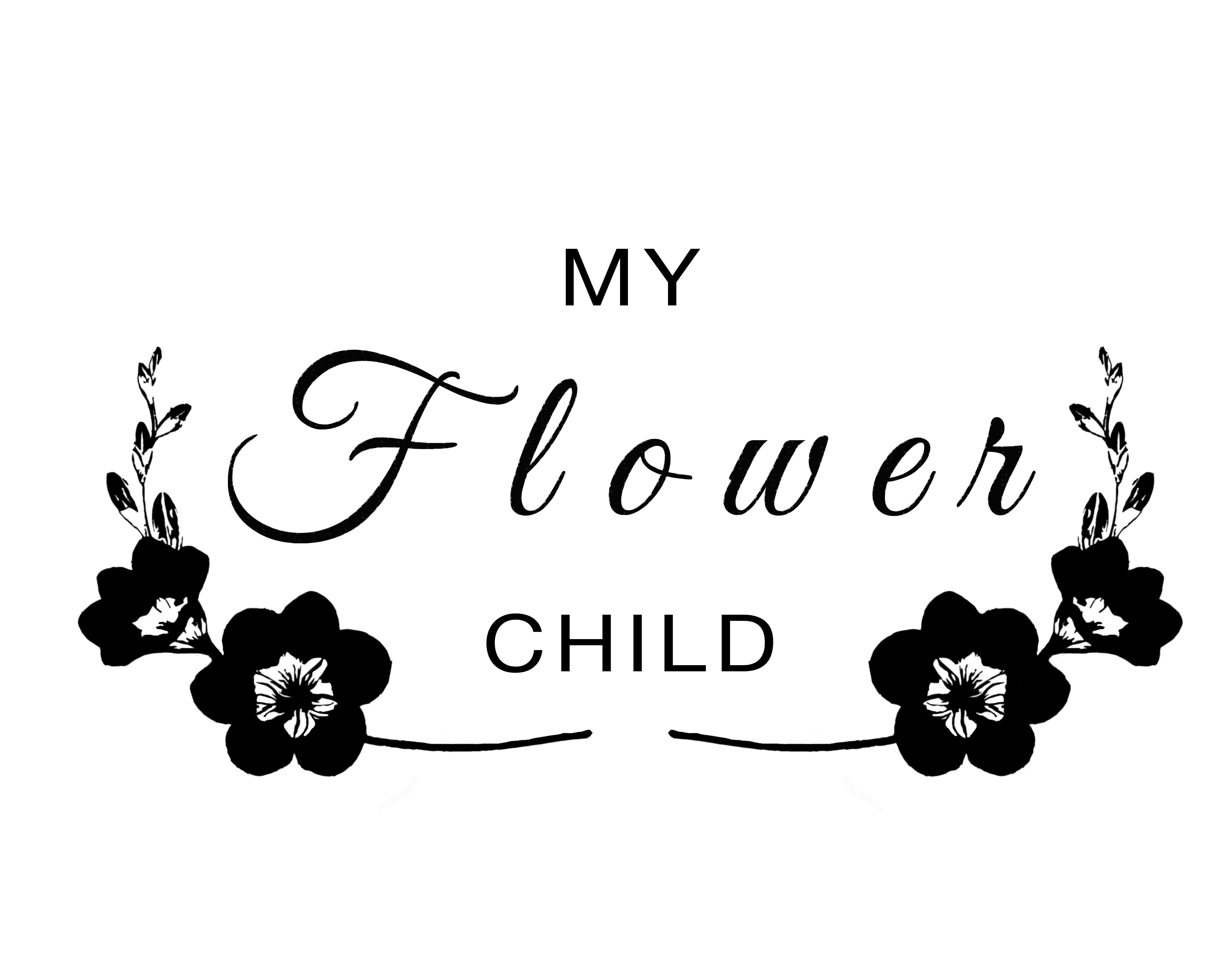My Flower Child