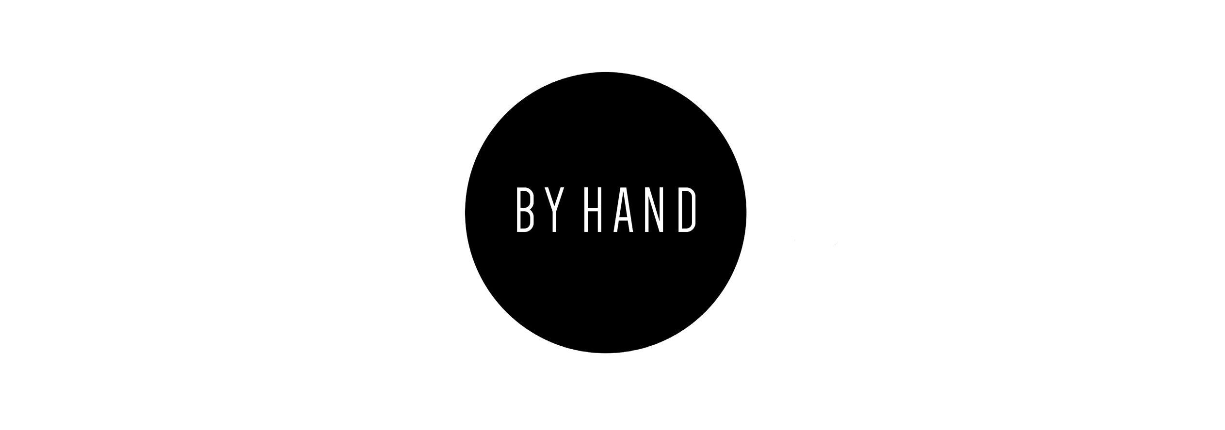 by hand >>> jamie lea bertsch