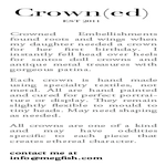 Crown(ed)
