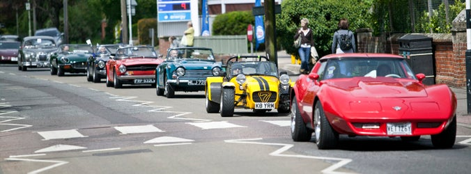 Wallingford Car Rally