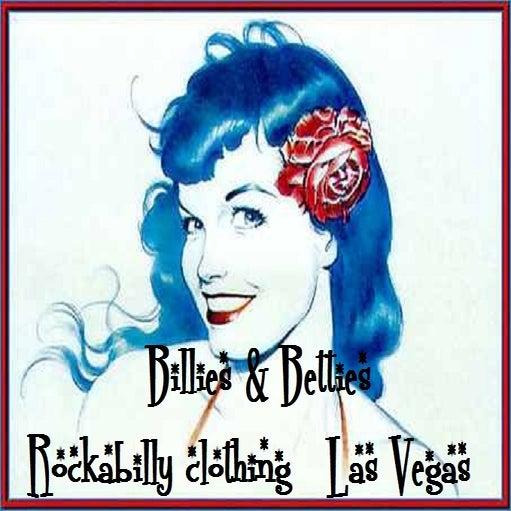 billies and betties rockabilly clothing las vegas