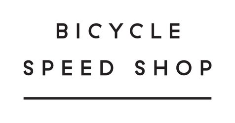 Bicycle Speed Shop