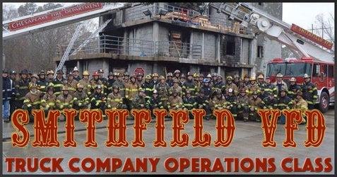 Smithfield VFD Truck Company Ops