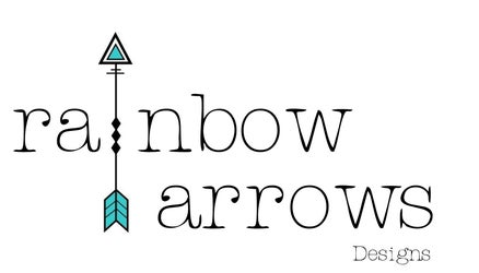 Rainbow Arrows Designs