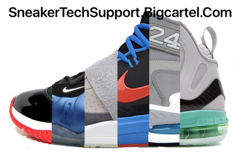 Sneaker Tech Support