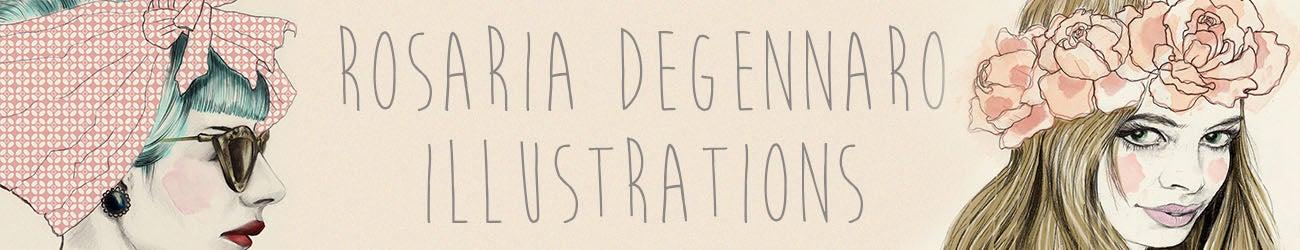 Rosaria Degennaro Illustrations