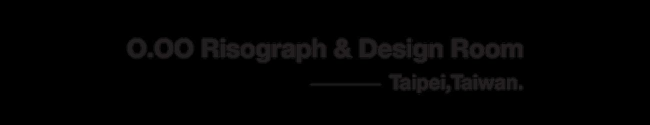 O.OO Risograph Printing & Design ROOM