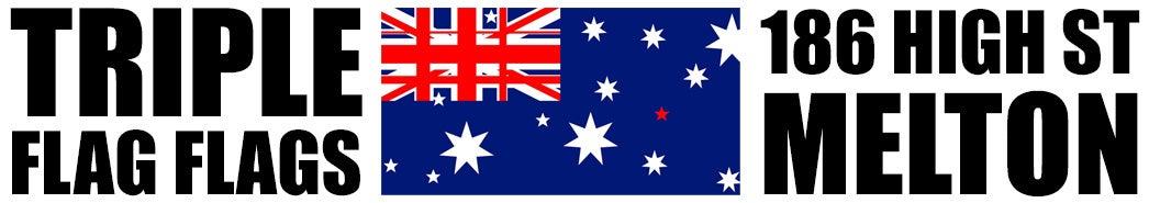 Triple Flag Flags