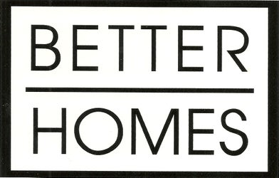 The Better Homes Better Merch Shop