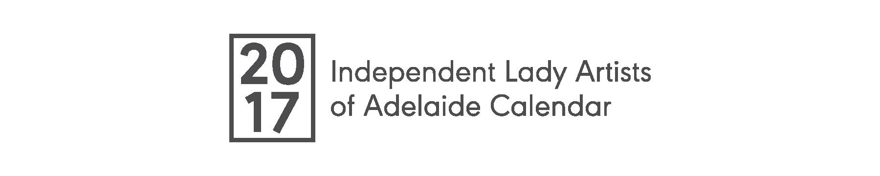 Lady Artists of Adelaide Calendar