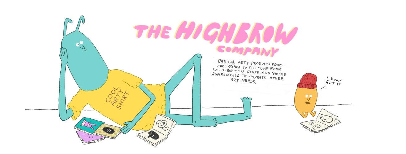 the highbrow company