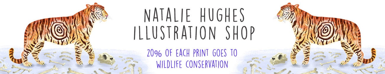Natalie Hughes Illustration Shop